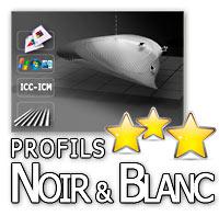 Profils ICC Noir et Blanc